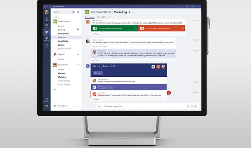 Top 5 Work Collaboration Tools