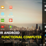 Turn Your Android Device Into Full Functional Computer