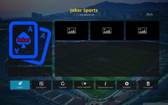 Joker Sports