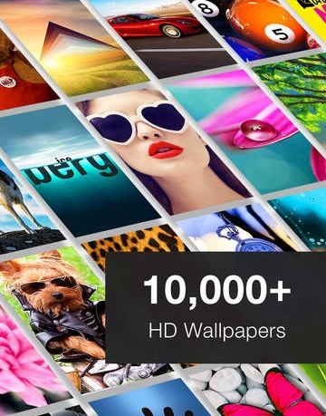 Best iPhone Apps to Generate Unlimited Wallpapers