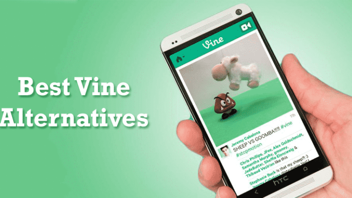 8 of The Best Vine Alternatives to Share your Videos