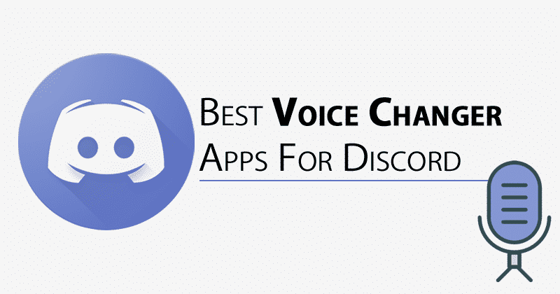Top 5 Best Voice Changer Apps For Discord