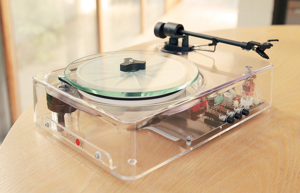 Gearbox Records unveils Automatic MkII turntable