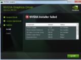 Nvidia Installer Failed Issue