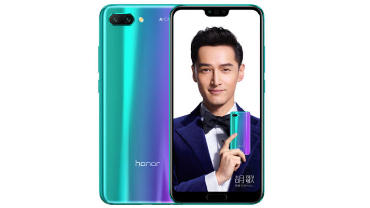 Huawei Honor 10 Launched: Specifications, Features, Prices