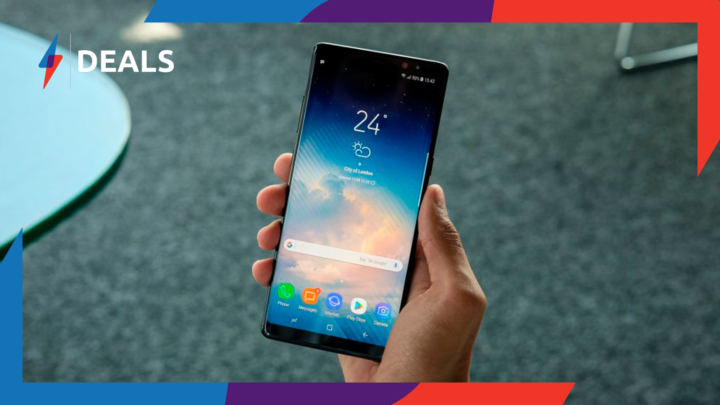 Get the Massively Discounted Samsung Galaxy Note 8 for Under £320