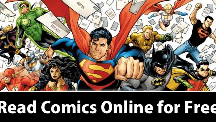 10 Best Websites to Read Comics Online Free in 2019