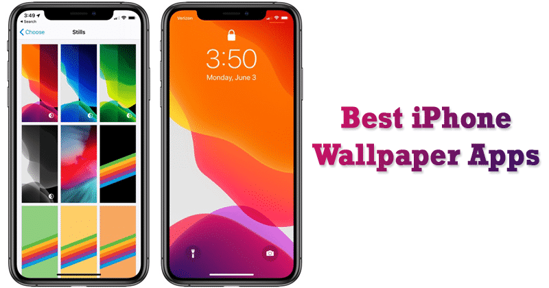 Top 10 Best iPhone Apps to Generate Unlimited Wallpapers