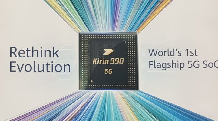 Powerful New Processor Integrates 5G