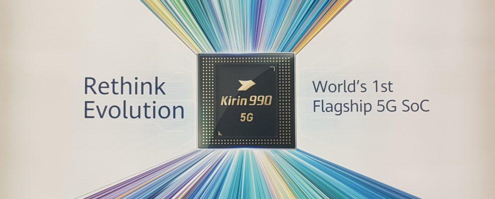 Powerful New Processor Integrates 5G