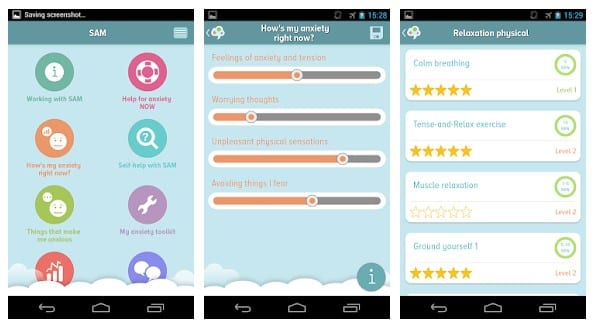 free stress relief apps