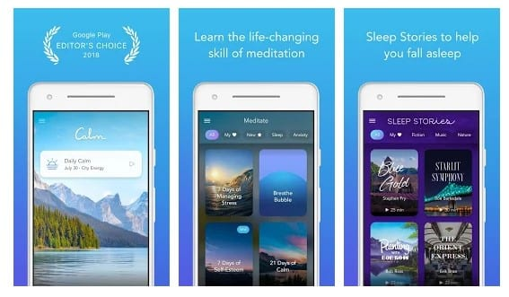apps for anxiety depression