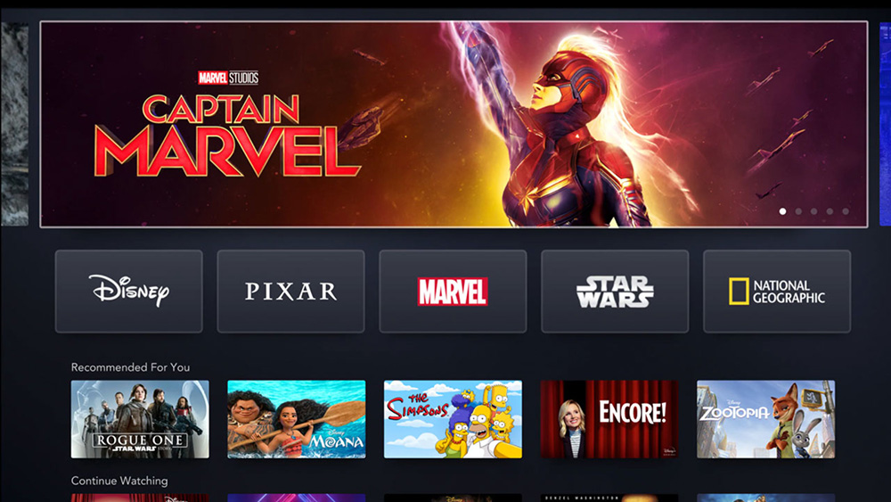 Some of Disney Plus' biggest titles are available on Amazon Prime Video – but not in the UK