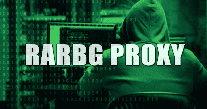 RARBG Proxy Sites List 2019 (100% Working RARBG Mirror Sites)