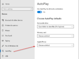 Stop Photos app from opening when connecting your Phone to PC
