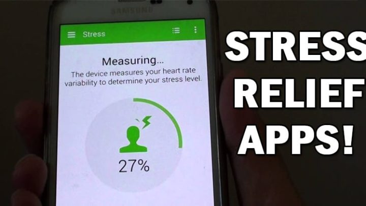 Top 20 Best Anxiety Apps or Stress Relief Apps 2019