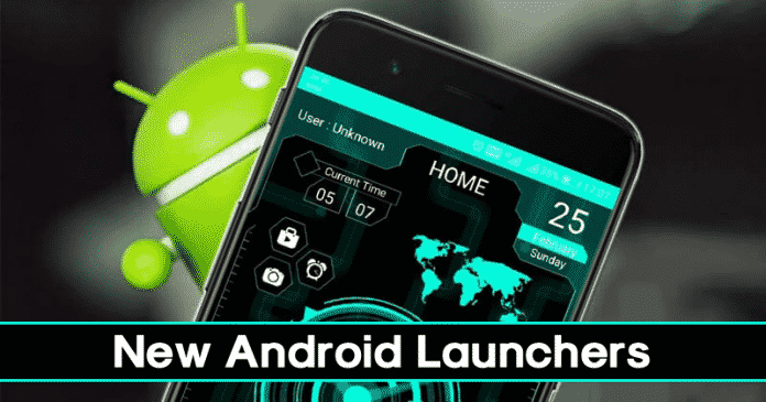 Top 5 Best New Android Launchers in 2019