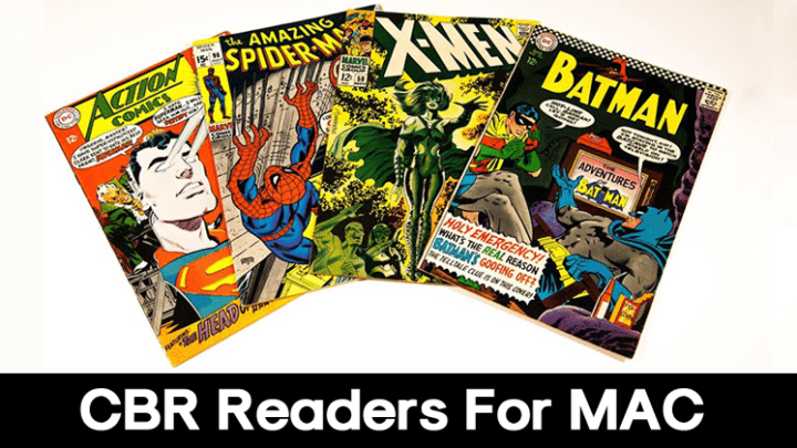 Top 10 Best CBR Readers For MAC You Can Use