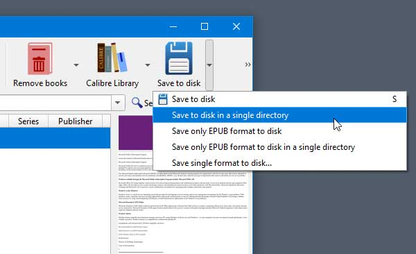 Convert EPUB to MOBI – Free converter tools for Windows 10