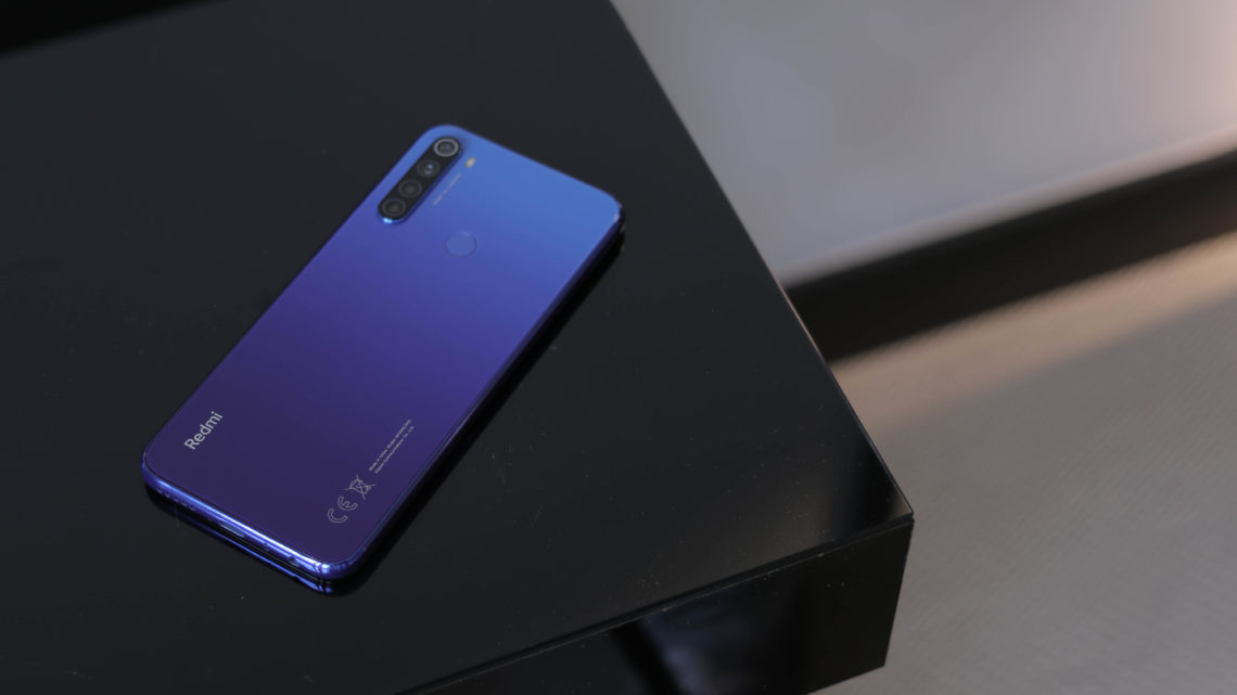 Xiaomi Redmi Note 8T might be the best value phone we've ever seen