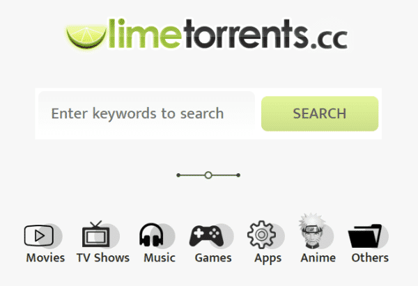 LimeTorrents