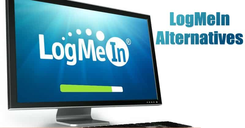 Top 10 Best Free LogMeIn Alternatives