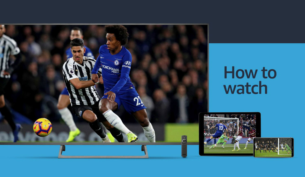Which of Amazon's Premier League games can you watch in 4K?