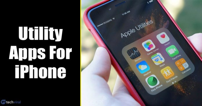 Best Utility Apps For Your iPhone 2020