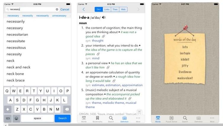 WordBook Dictionary