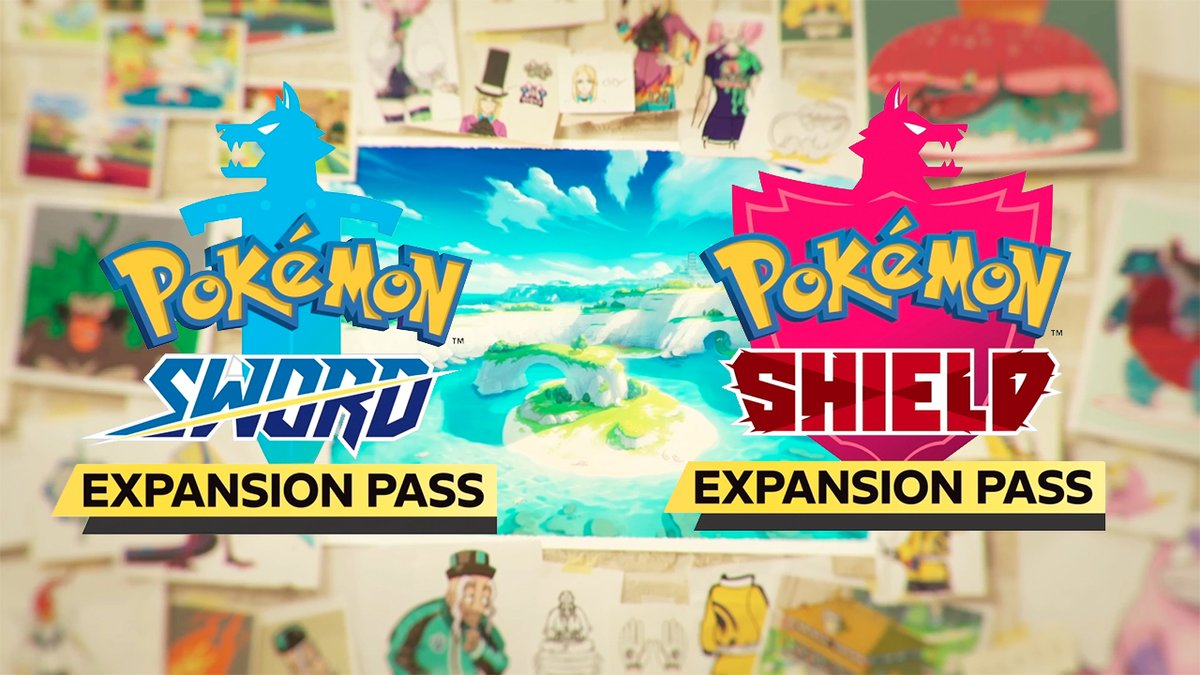 Pokemon Sword and Shield Expansion Pass announced with new characters, creatures, and more