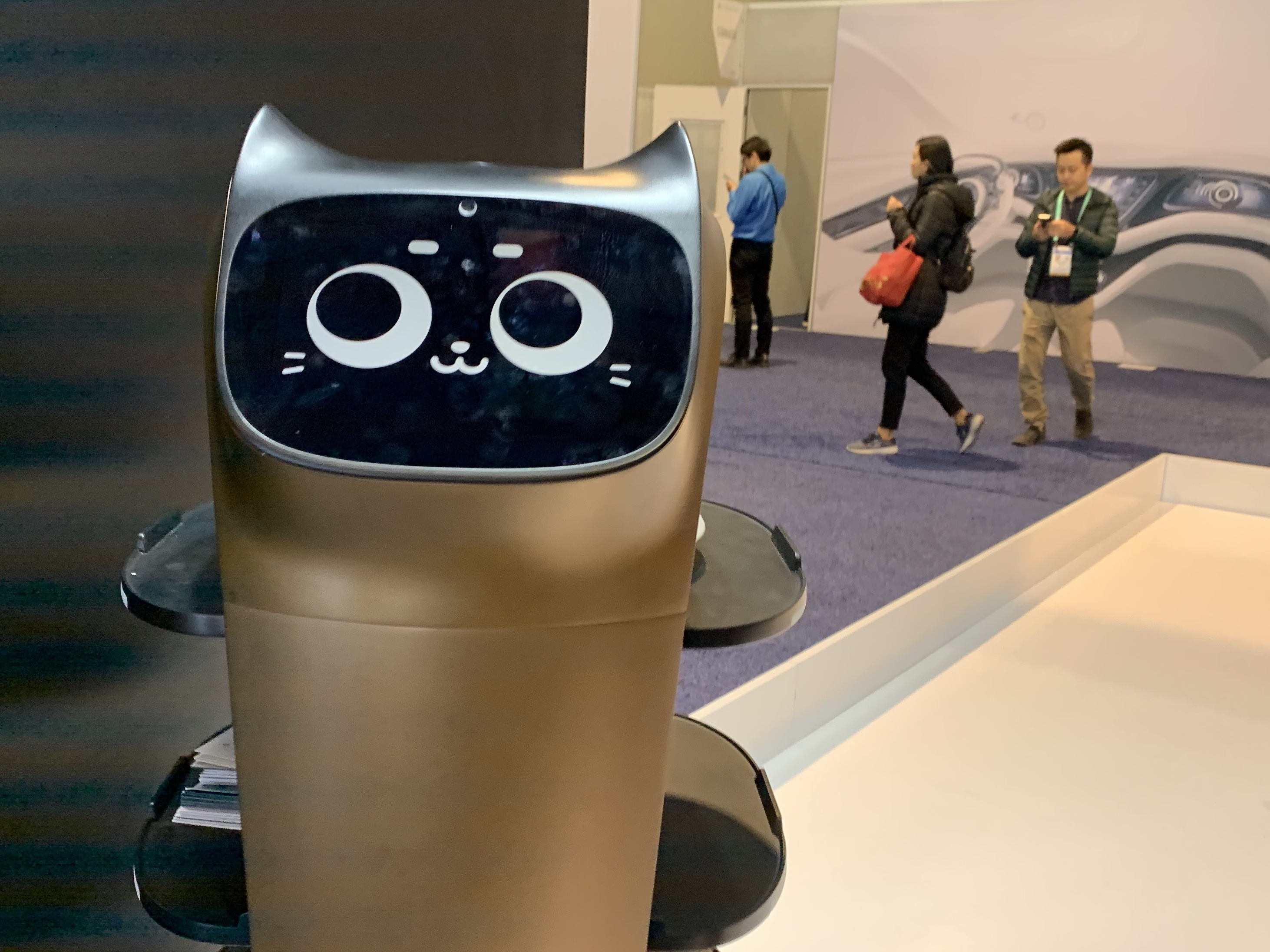 Weird and wonderful highlights from CES 2020