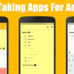 15 Best Note-Taking Apps For Android 2020