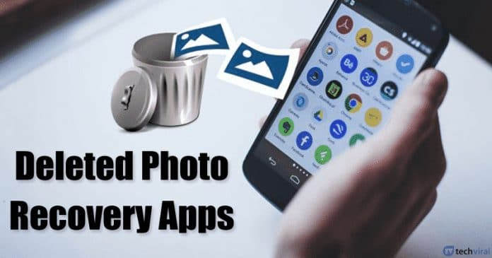 10 Best Deleted Photo Recovery Apps For Android