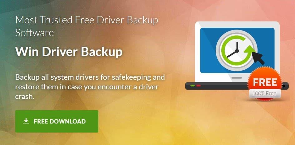 Win Driver Backup
