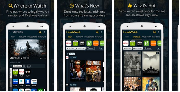 JustWatch - Movies & TV Shows