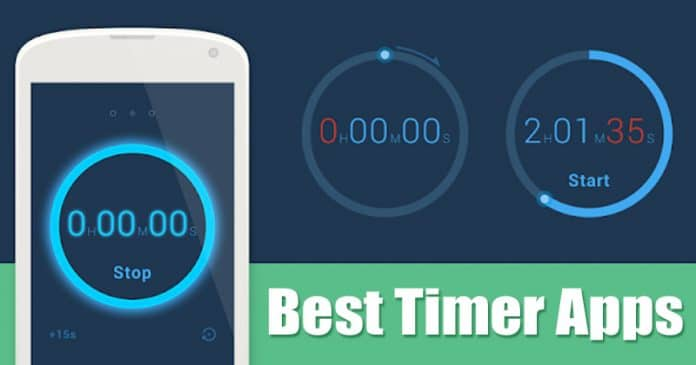 5 Best Timer Apps For Android Smartphone 2020