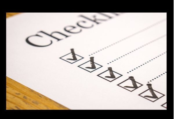 Financial Checklist Before You Make That Big Purchase