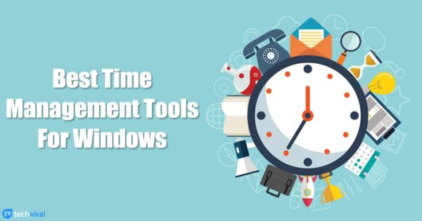 5 Best Time Management Tools For Windows 10 in 2020