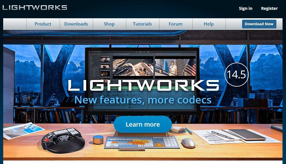 Lightworks 12