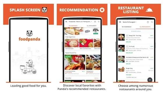 foodpanda - Local Food Delivery