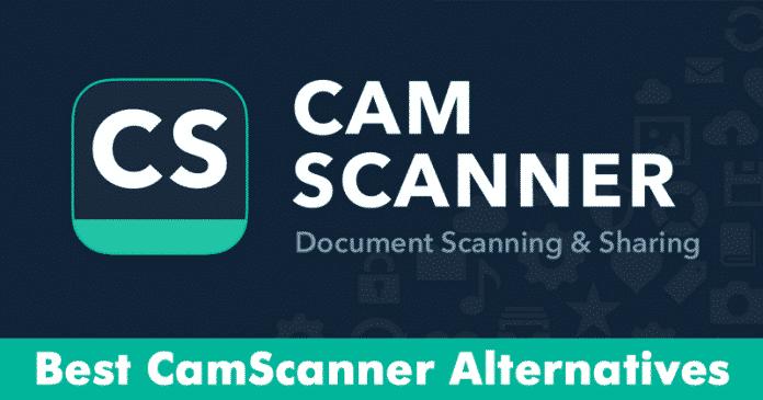 Best CamScanner Alternatives For Android