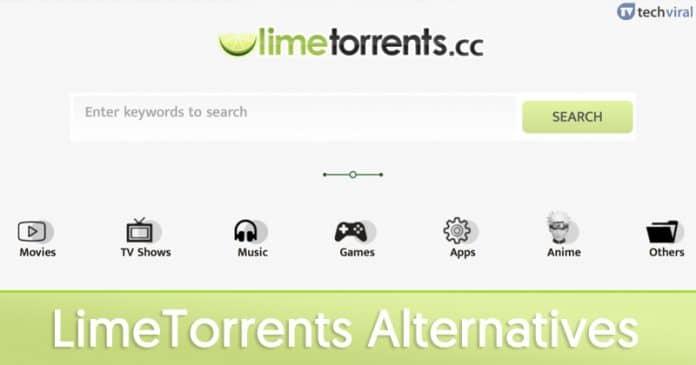 LimeTorrents Alternatives: 15 Stable Torrent Site To Visit