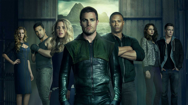 Arrow: Best TV Series Based On Hacking & Technology 2019