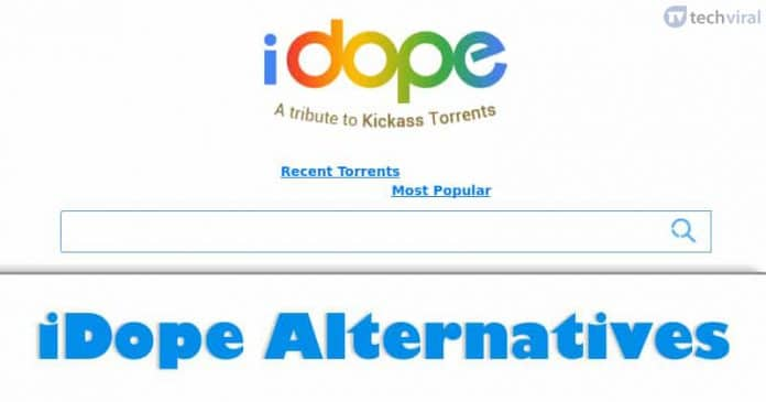 iDope Alternatives: Top 10 Torrent Sites You Can Visit