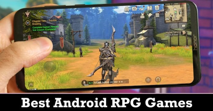 Top 20 Best Android RPG Games 2019