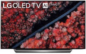 LG 195 cms (77 inches) 4K Ultra HD Smart OLED TV OLED77C9PTA