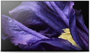 Sony Bravia 138.8 cm (55 Inches) 4K Ultra HD OLED Smart Android TV KD-55A9F