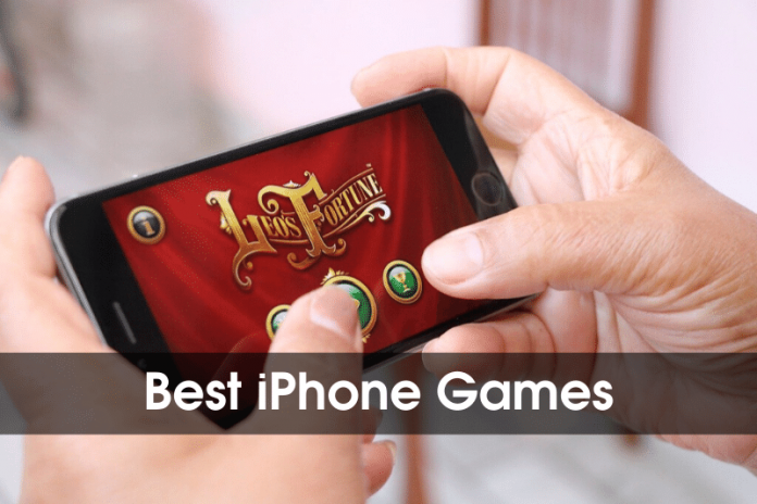 Best iPhone Games 2020