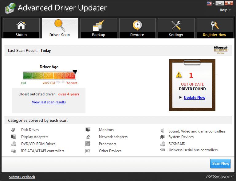 Advanced Driver Updater