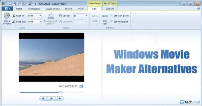 10 Best Windows Movie Maker Alternatives in 2020